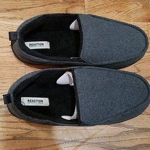 Kenneth Cole Reaction Shoes - Kenneth Cole Reaction men's loungers Sz L NIB